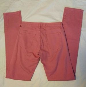 Uniqlo 23 Pink Skinny Jeans